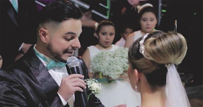 Жених признался в любви к другой во время свадьбы