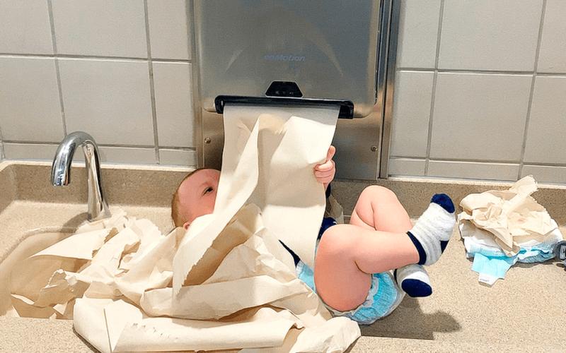 15+ фото, показывающие истинное лицо отцов-одиночек