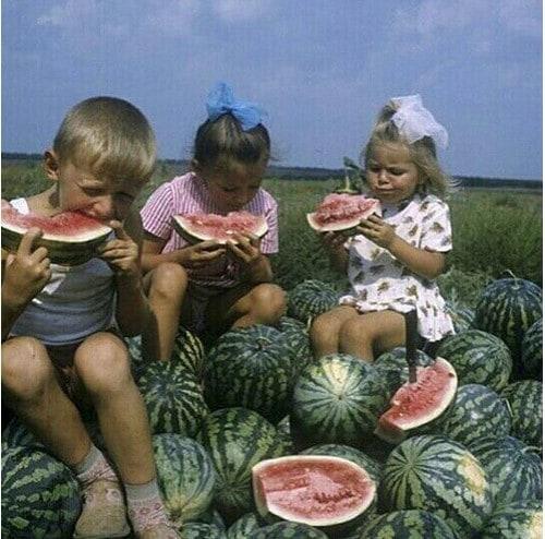 Дети Советского Союза. Вот, кто имел настоящее детство!