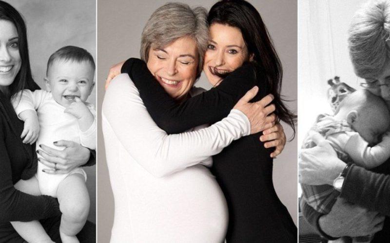 Женщина родила в 61! Удивительная история одной семьи