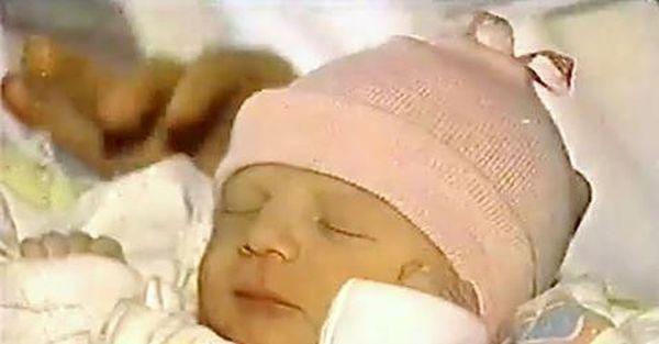 Поступок одного человека перевернул жизнь новорожденной девочки навсегда. Он подарил ей возможность жить!