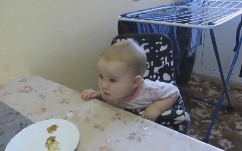 Маленькая девочка просто поражает своими ответами! Видео, который стоит посмотреть каждому!