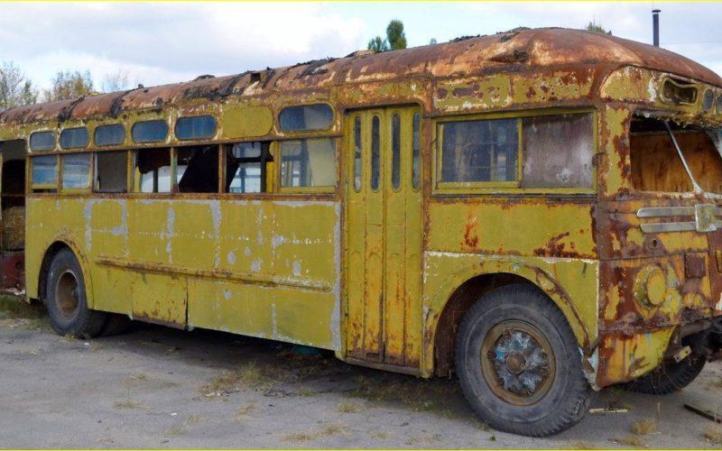 Старый автобус превратила в новый дом. Вот, что получилось!