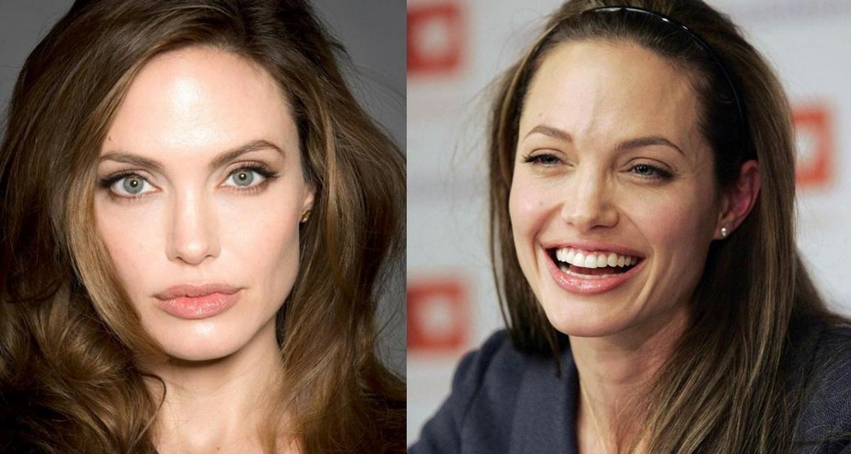 без макияжа фото до и после звезды этого научите