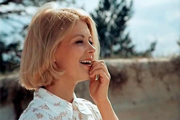 Незабываемая мелодия прекрасного фильма советских времен