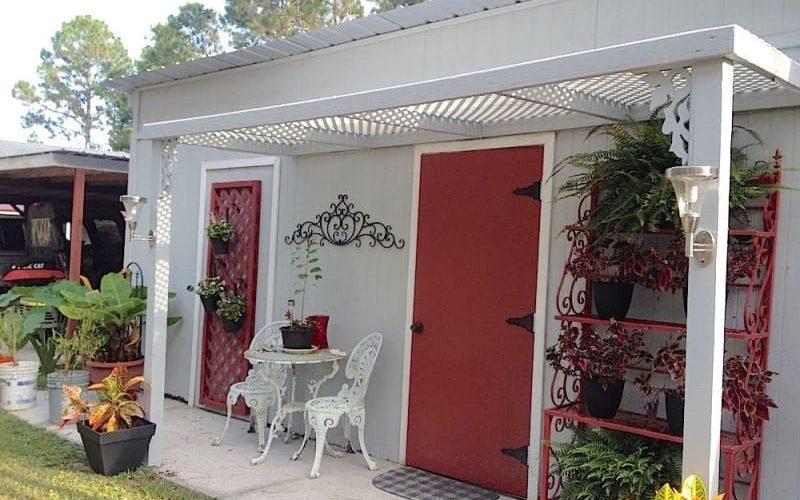Как женщина превратила сарай в дом своей мечты