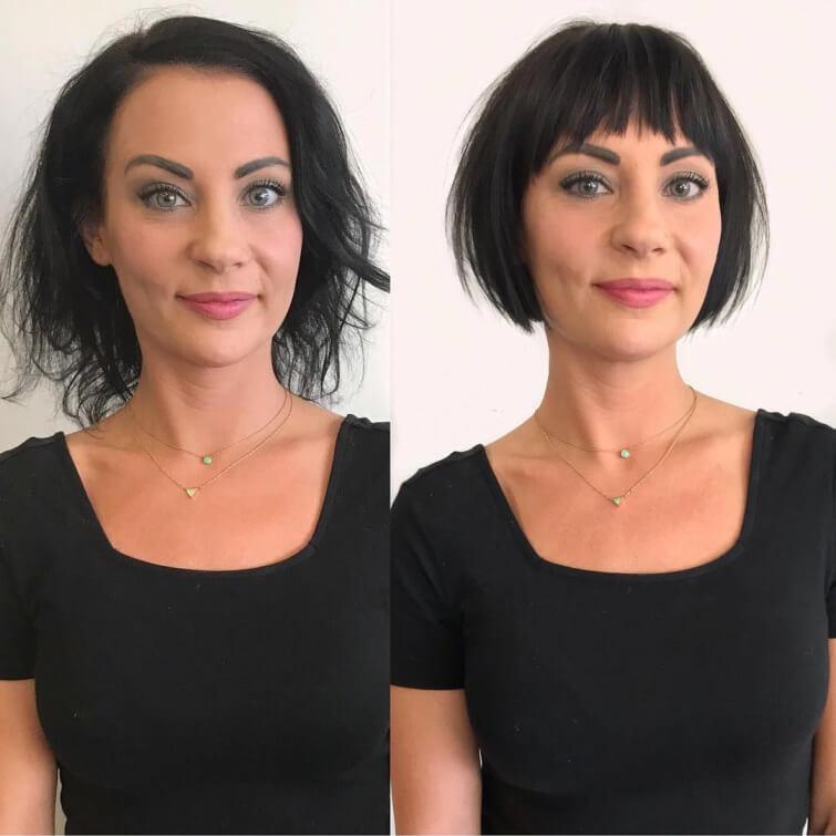 желании сделать как стрижка меняет внешность фото правила для
