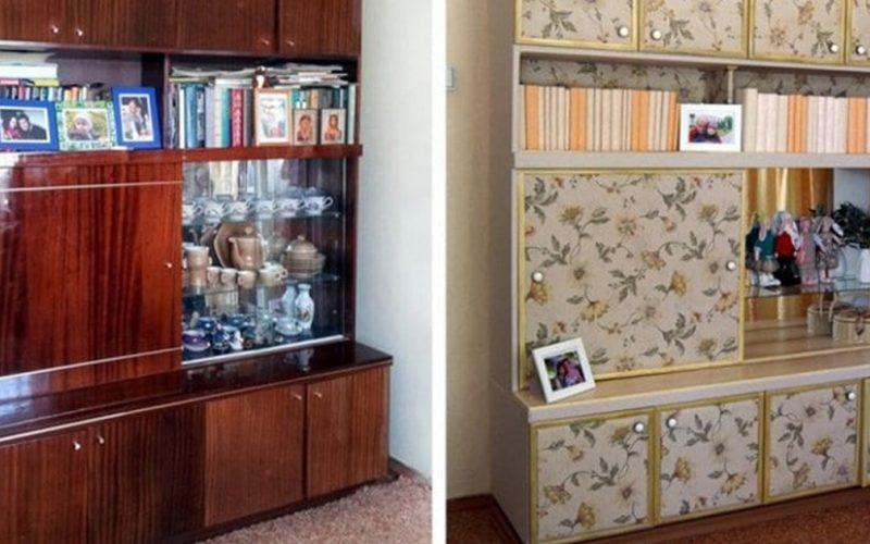 Как сделать дизайнерскую мебель из вашей старой мебели