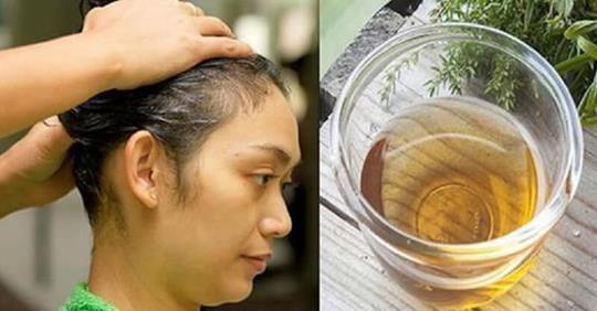 Всего 2 ингредиента, которые остановят выпадение волос