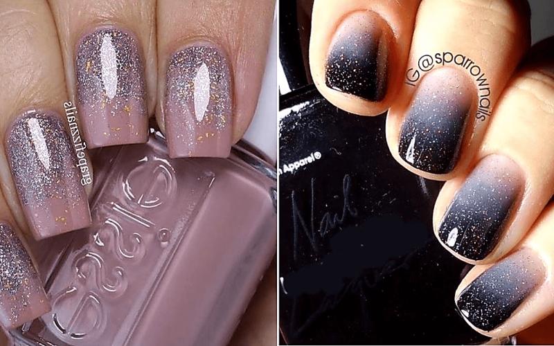 Новый тренд — омбре на ваших ногтях! Идеи роскошного маникюра