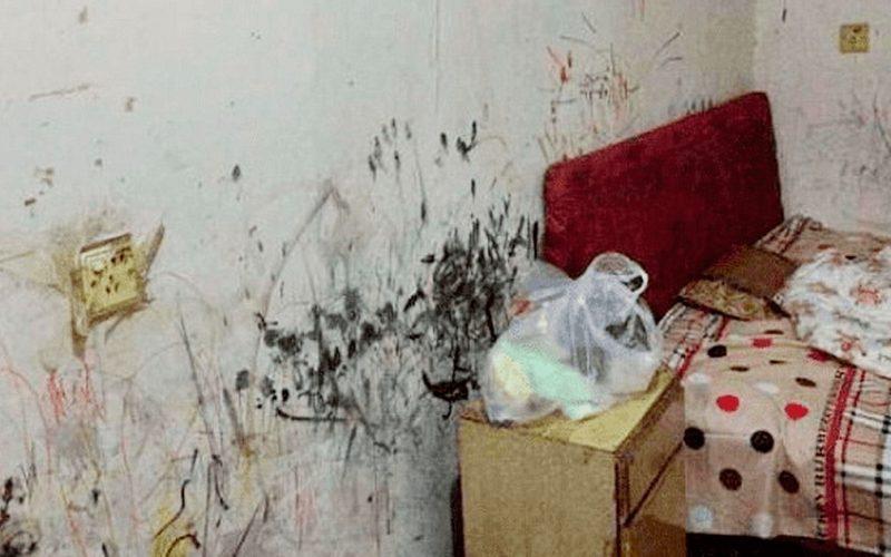 Девушка превратила комнату общаги в уютный уголок