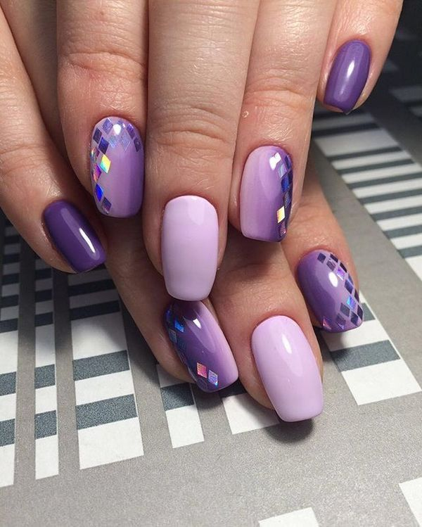 A new trend is ombre on your nails! Luxurious Manicure Ideas