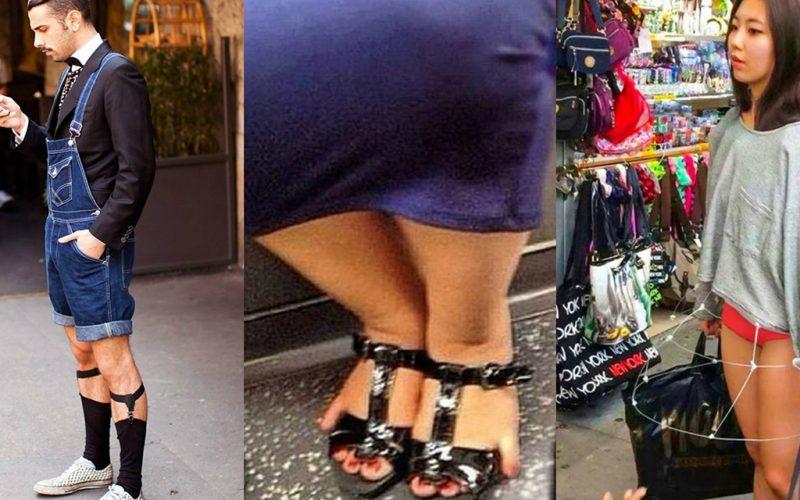 Фотографии уличных модников. Люди, которые знают о моде все?