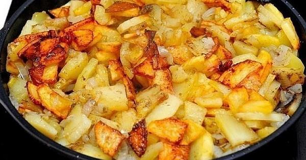 Как правильно жарить картошку? 6 простых, но ценных правил