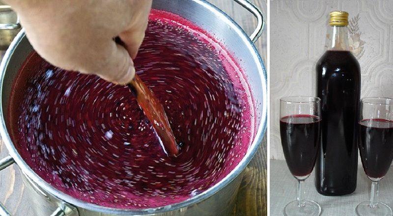 Вино из смородины своими руками — просто и вкусно!