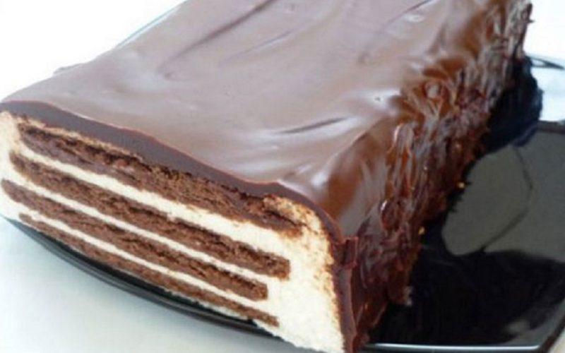 Очень вкусный торт без выпечки. Порадуйте себя и своих близких!