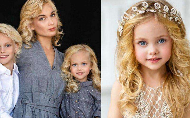 Прирожденные модели: успехи 10-летнего брата и 5-летней сестры