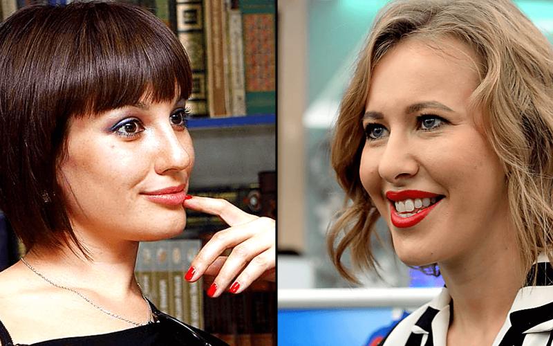 Блогерша Лена Миро «хвалит» российских знаменитостей: очередь дошла до Собчак