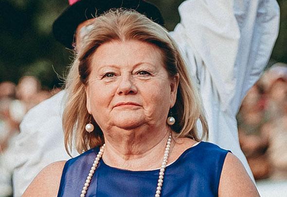 Все так же прекрасна: 70-летняя Ирина Муравьева решилась выйти на публику после долгого перерыва