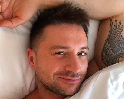 «Семейная идиллия»: Сергей Лазарев выложил новый домашний снимок