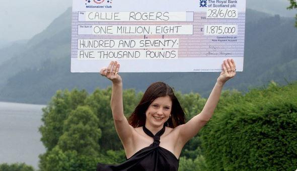 Чем вынуждена сегодня заниматься девушка, которая в 16 лет выиграла 145 млн рублей в лотерею