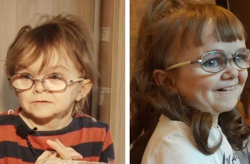 35-летняя Зина Васильева в теле 5-летнего ребенка мечтает о детях