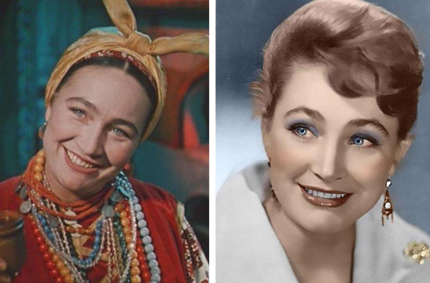 Неповторимой Солохе 89 лет. Людмила Хитяева и в этом возрасте выгядит потрясающе