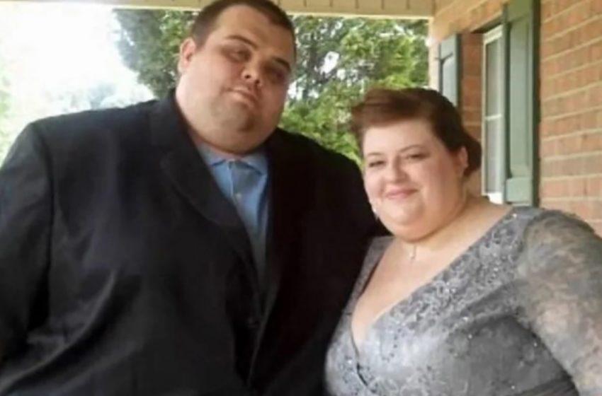 Как сегодня выглядят супруги, которые вместе сбросили 240 кг!