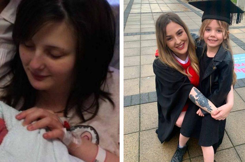 Молодая мать спустя 6 лет: чего добилась девушка, родившая в 15 лет