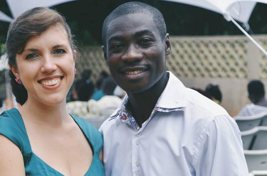 Русская девушка уехала за своим супругом в Африку: как выглядят их четыре ребёнка