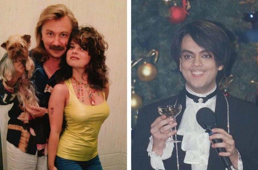 «Забытые 90-ые»: какими были знаменитости в начале своей карьеры