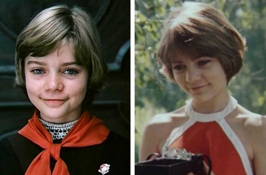 Вот, как выглядит дочь Алисы Селезневой из фильма «Гостья из будущего»