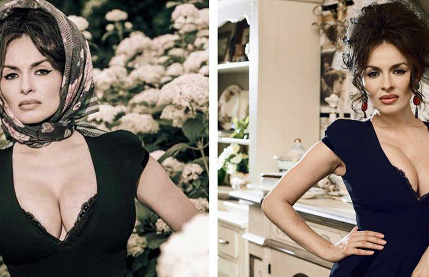 Снимки Надежды Мейхер-Грановской без макияжа приятно удивили поклонников