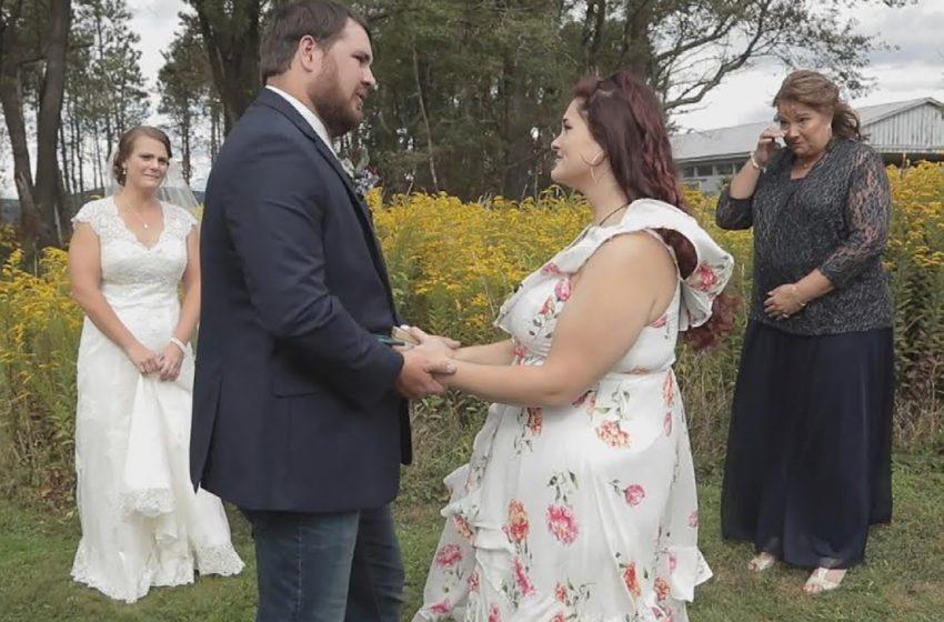 Самый трогательный сюрприз невесты! Жених не смог сдержать слез!