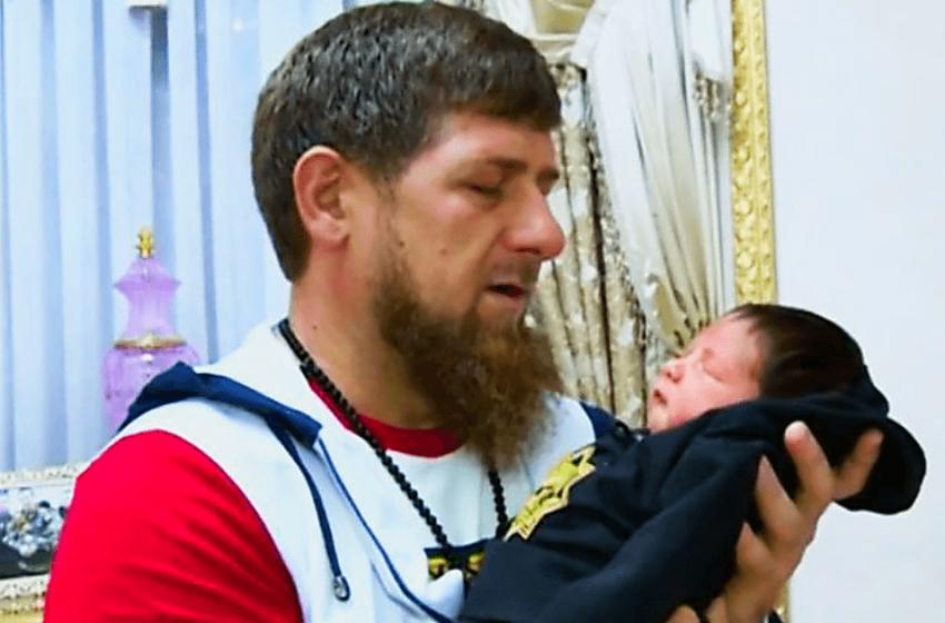 12 детей за 25 лет: Рамзан Кадыров и его супруга Медни