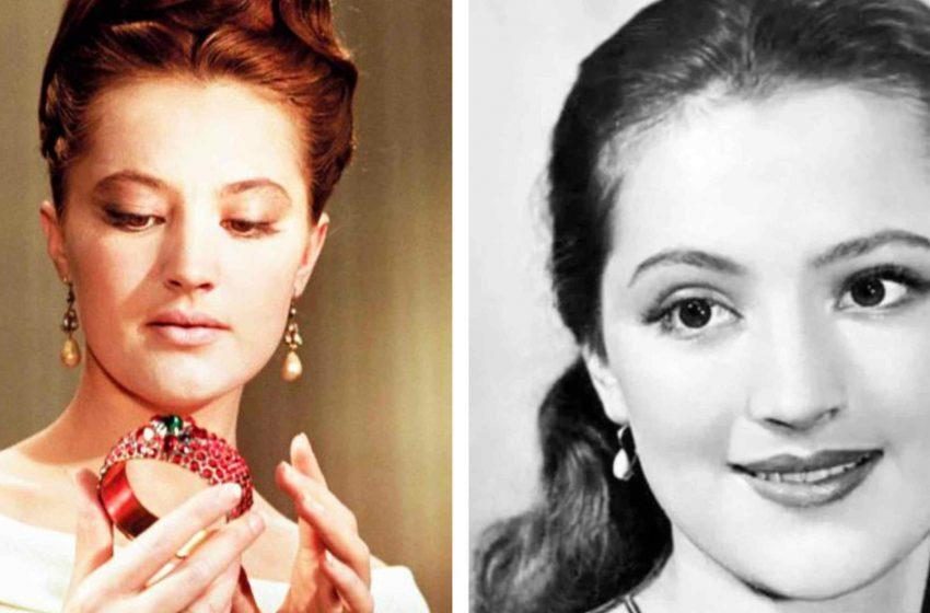 Актрисе Ариадне Шенгелая 82 года! Вот как сложилась непростая судьба княгини из фильма «Гранатовый браслет»