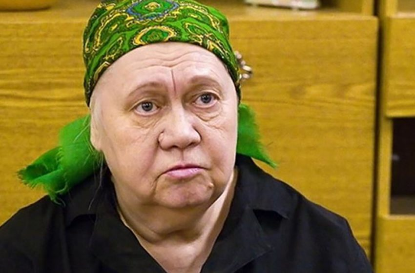 Самая знаменитая кино-бабушка Галина Стаханова: вы только посмотрите какой красоткой она была