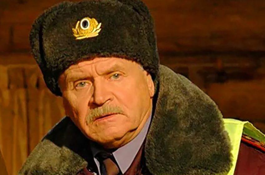 Сергей Никоненко: как выглядит жена знаменитого актера (фото)