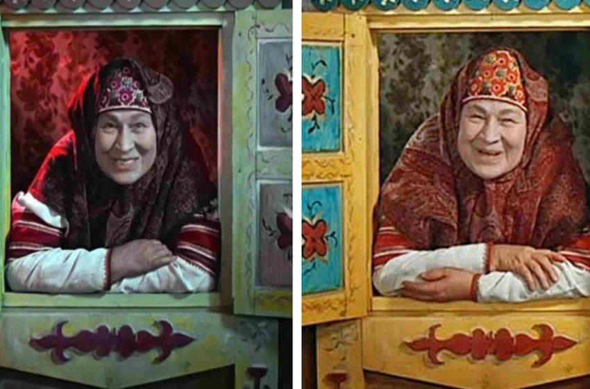 Анастасия Зуева – бабушка из сказок. Как она выглядела в молодости?