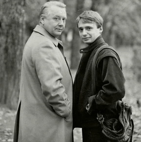 Загадка рождения Никиты Ефремова. 30 лет спустя