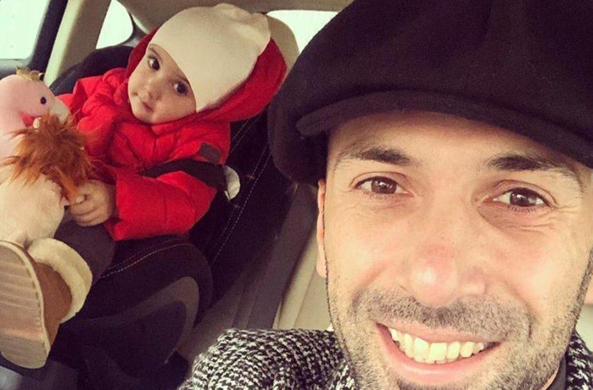 Известный хореограф Папунаишвили опубликовал забавное видео с дочерью