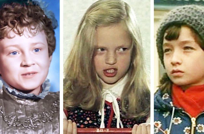 Артисты, которые бросили кино и не прогадали: как сложилась жизнь советских детей-актёров