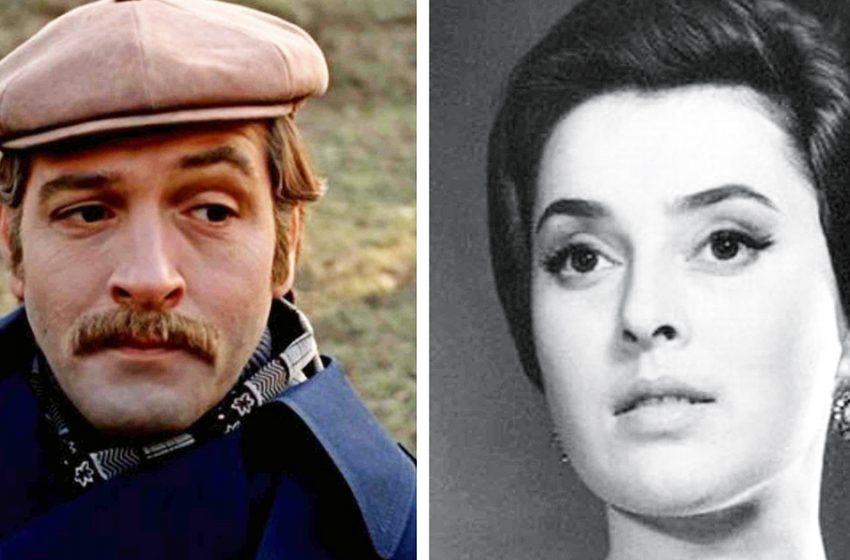 История большой любви одной из самых красивых актерских пар. Юрий Васильев и Нелли Корниенко