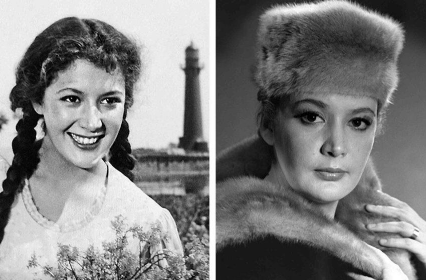 Кюнна Игнатова – самая красивая актриса советского кино