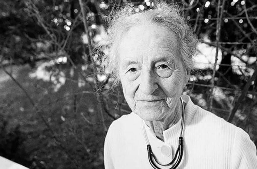 Лейла Денмарк: Женщина, которая спасла мир от коклюша