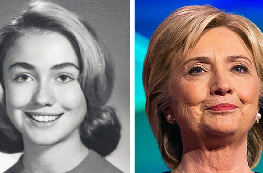 Ум, власть и красота. Именитые женщины, которые в юности были одними из самых привлекательных девушек