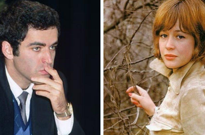 История любви Гарри Каспарова и Марины Неёловой