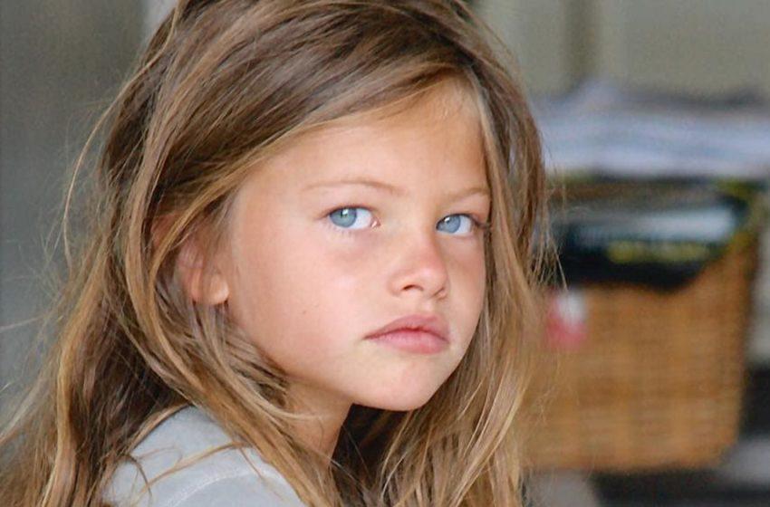 Как сегодня выглядит самая красивая девочка в мире