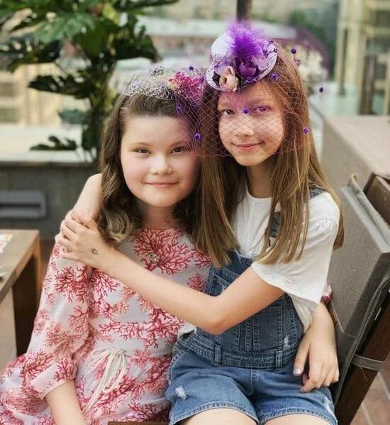 Трудное детство старшей дочери Ольги Ушаковой