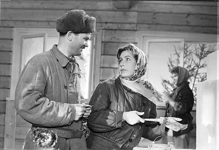 Уже не «Девчата»: какова была судьба Иннаы Макаровой, Надежда Румянцевой после успеха советского фильма